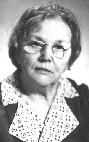Завьялова Анастасия Ивановна